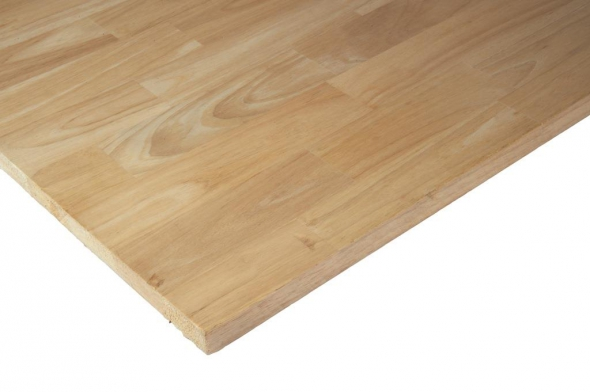 Rubber wood glued laminated timber boards  Rougier
