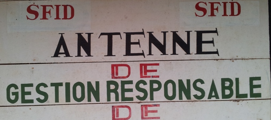 L'antenne de gestion responsable